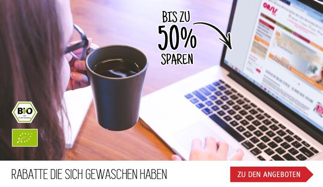 Rabatte die sich gewaschen haben - bis zu 50% - zu den Angeboten!