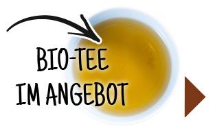 Bio-Tee im Angebot
