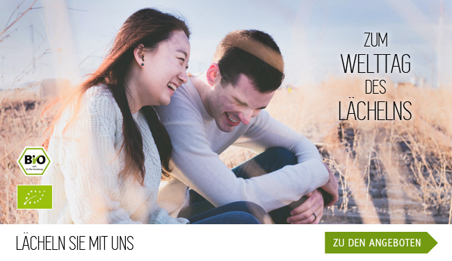 Lächeln Sie mit uns - smile and the world smiles with