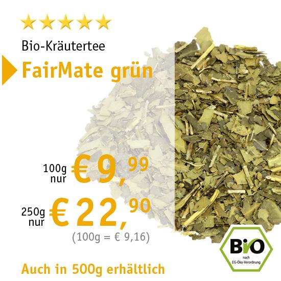 Bio-Kräutertee FairMate grün - 170 - ab € 9,99